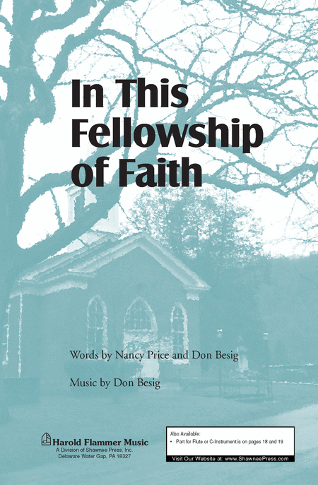 In This Fellowship of Faith