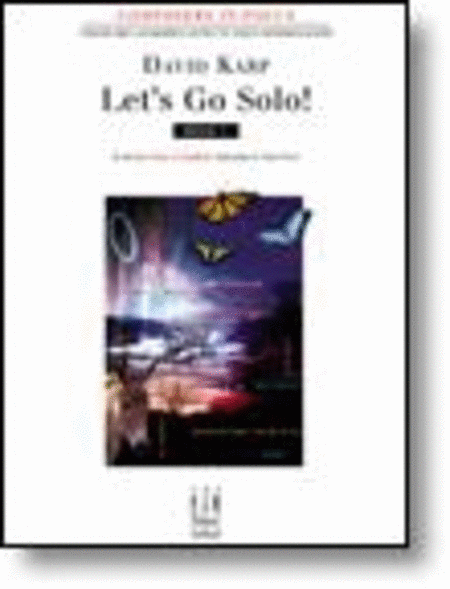 Let's Go Solo!, Book 1