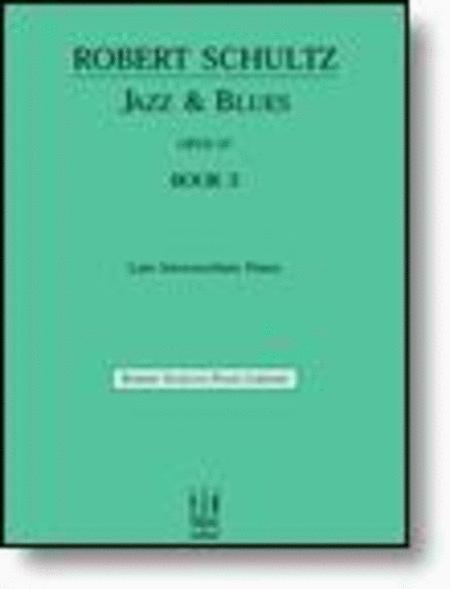 Jazz & Blues, Book 3, Op. 37