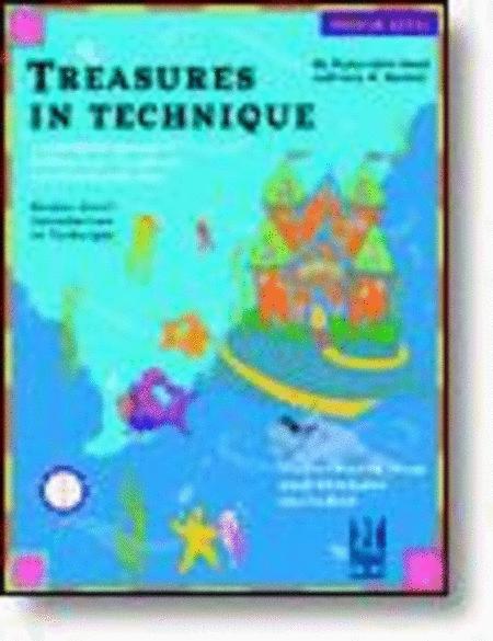 Treasures in Technique, Primer Level - Introduction to Technique