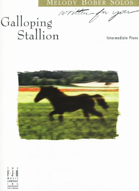Galloping Stallion