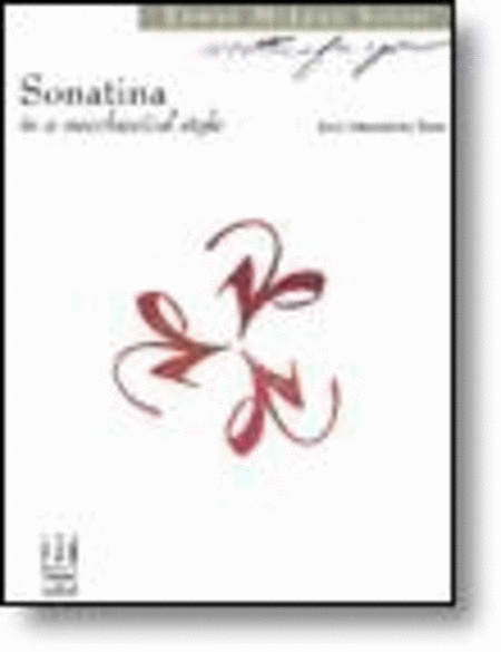 Sonatina in a Neoclassical style