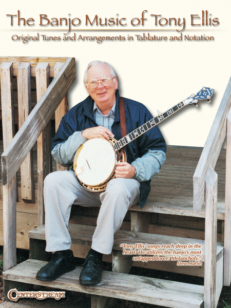 The Banjo Music of Tony Ellis