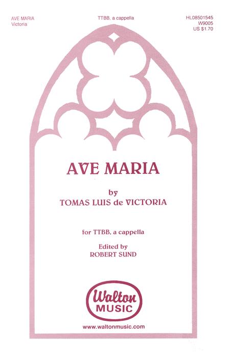 Ave Maria - TTBB