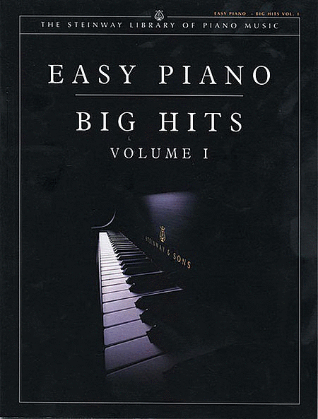 Easy Piano Big Hits, Volume 1