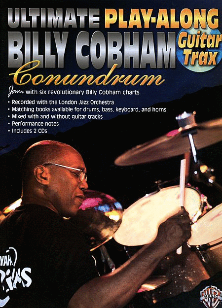 Ultimate Play-Along Guitar Trax Billy Cobham Conundrum