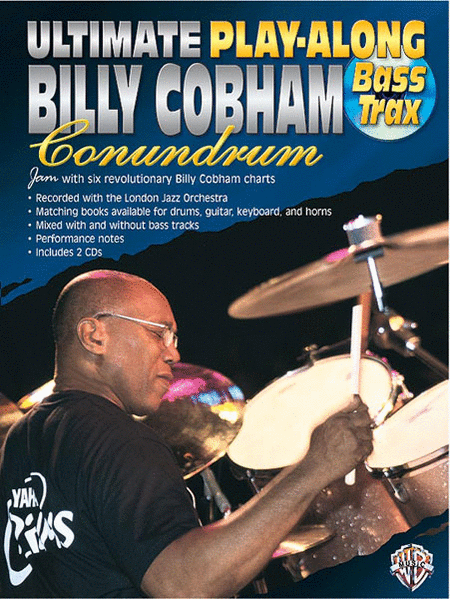 Ultimate Play-Along Bass Trax Billy Cobham Conundrum
