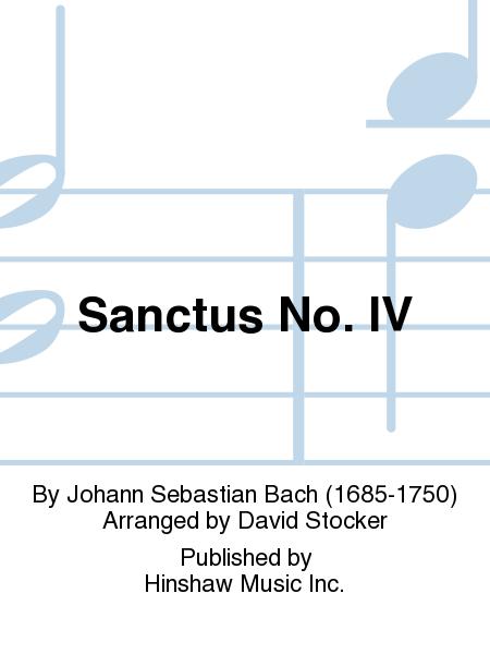 Sanctus No. Iv