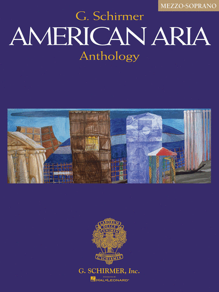 G. Schirmer American Aria Anthology
