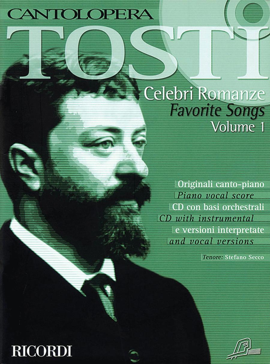Cantolopera: Tosti - Favorite Songs - Volume 1