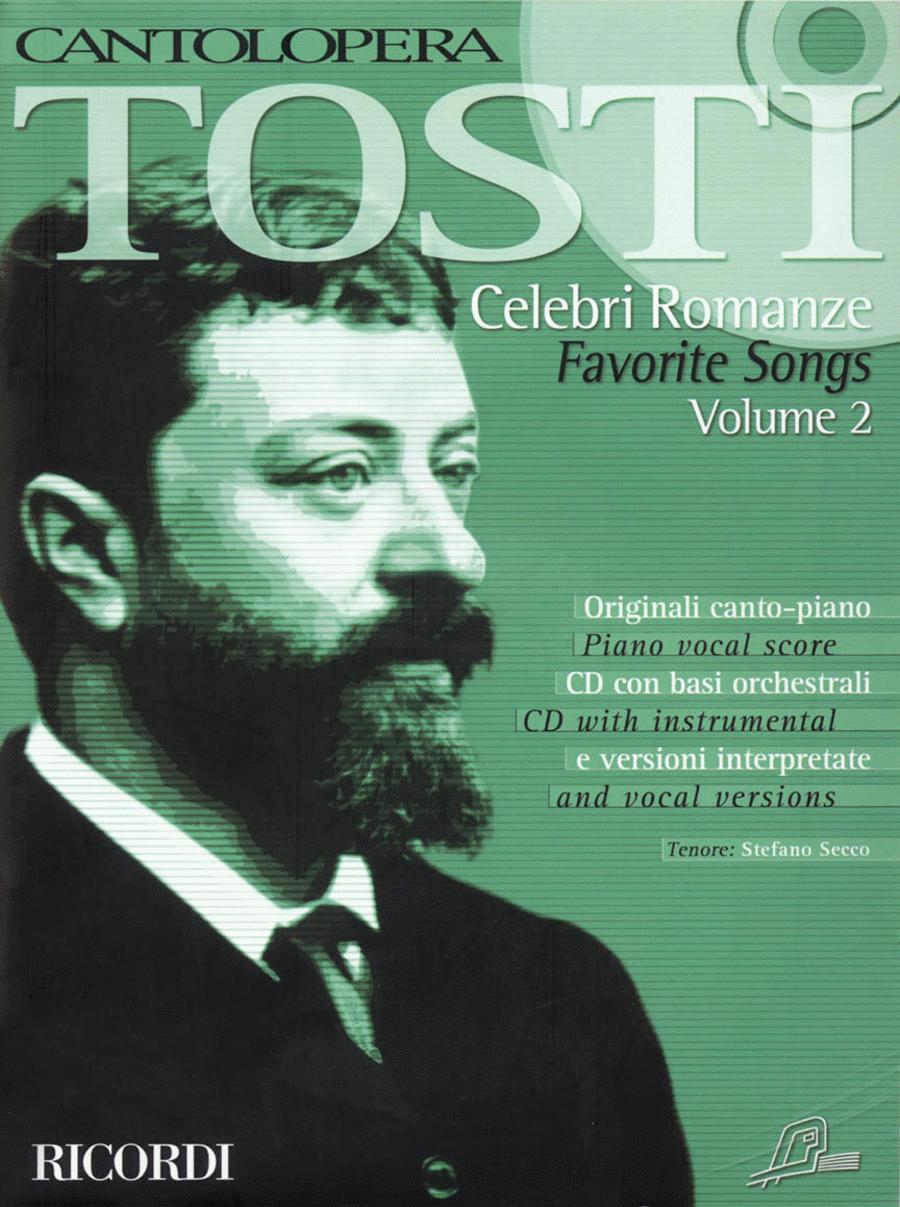 Cantolopera: Tosti - Favorite Songs - Volume 2