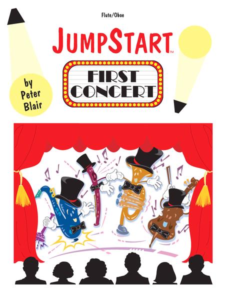 JumpStart First Concert Flute/Oboe