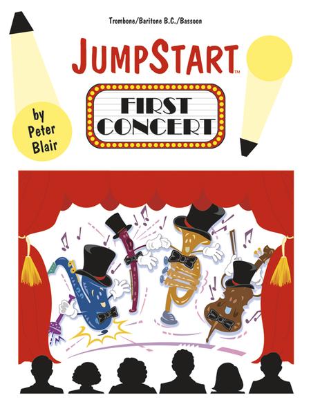 JumpStart First Concert Trombone/Baritone BC/Bassoon