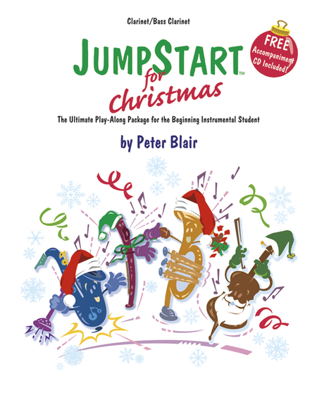 JumpStart for Christmas - Clarinet/Bass Clarinet