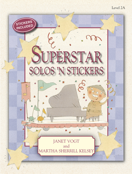 Superstar Solos 'n Stickers - 2A