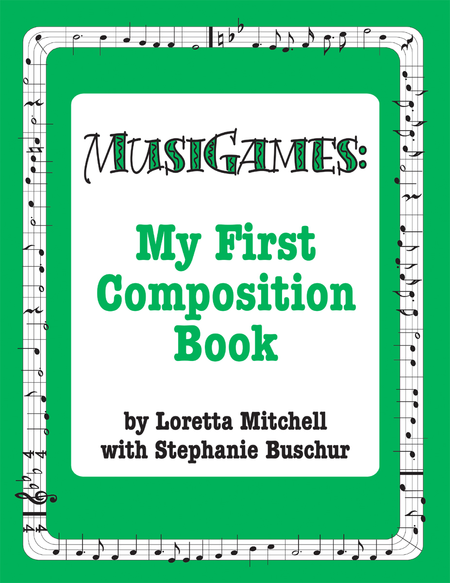 first music cd composition A practical guide to musical composition presentation we assume first that the composer is writing music meant to be listened to for its own sake, and.