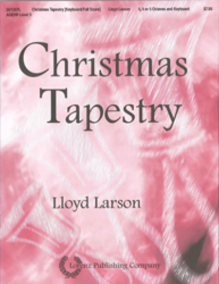 Christmas Tapestry - Keyboard Part/Full Score
