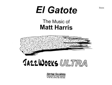 El Gatote - Score