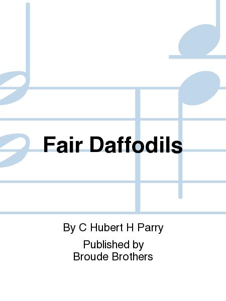 Fair Daffodils