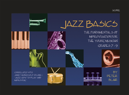 Jazz Basics - Score/CD