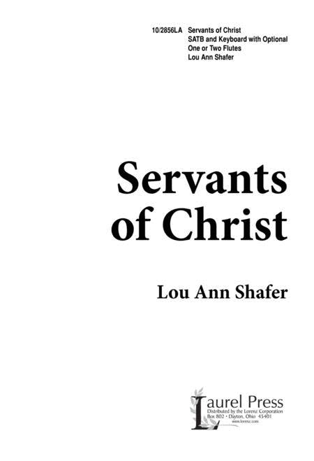 Servants of Christ