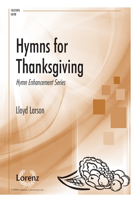 Hymns for Thanksgiving