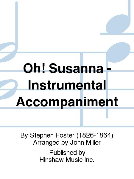 Oh! Susanna - Instrumentation