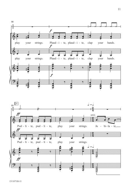 A Choral Flourish