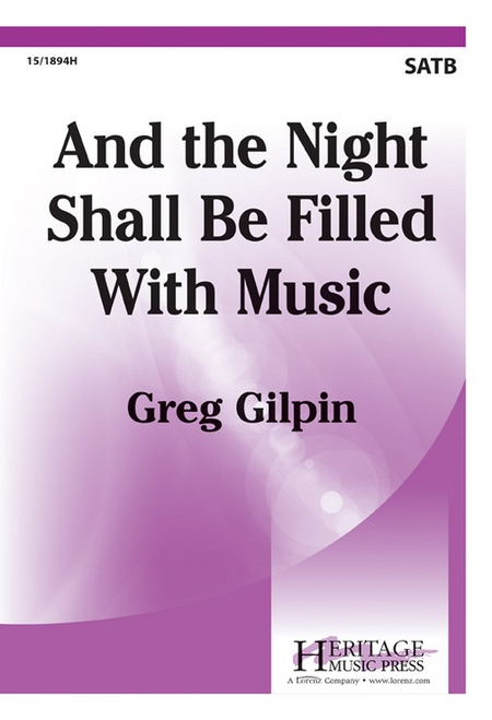 And the Night Shall Be Filled With Music