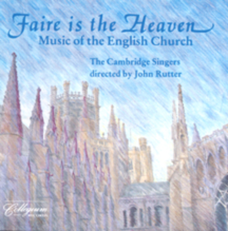 Faire is the Heaven - CD