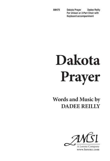 Dakota Prayer