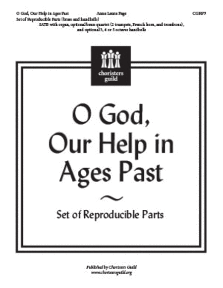 O God, Our Help in Ages Past - Reproducible Inst Parts