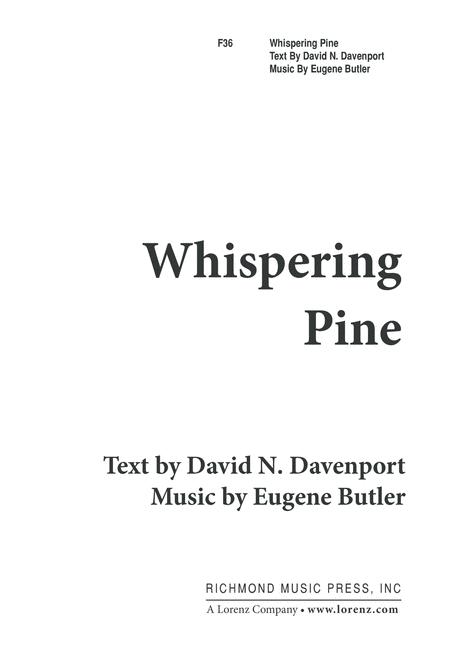 Whispering Pine