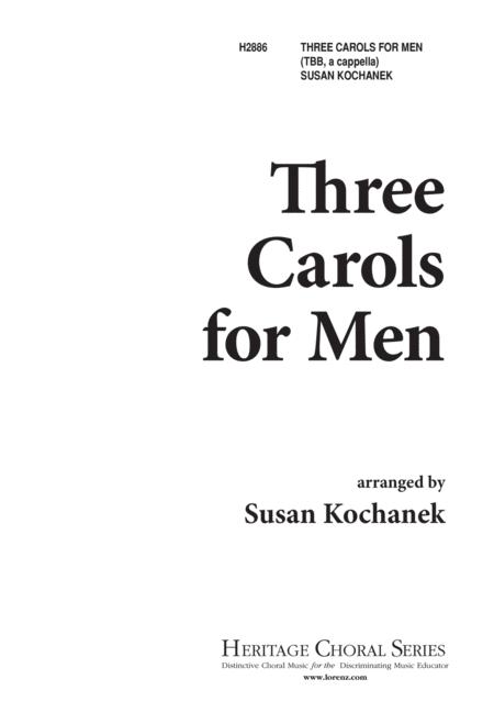 Three English Carols