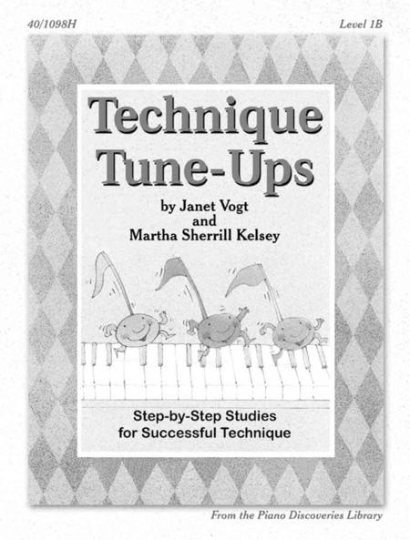 Technique Tune-Ups - Book 3