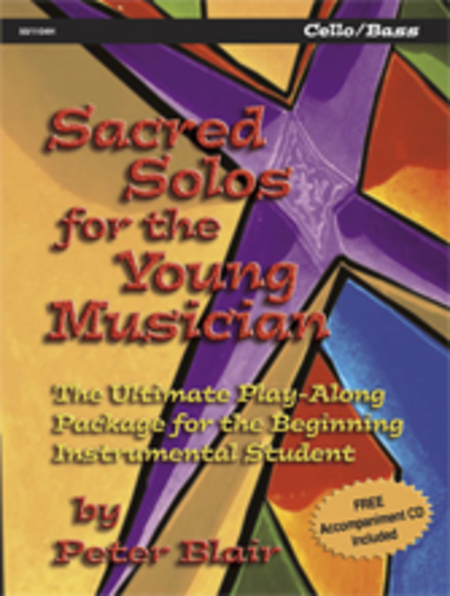 Sacred Solos for the Young Musician: Cello/Bass