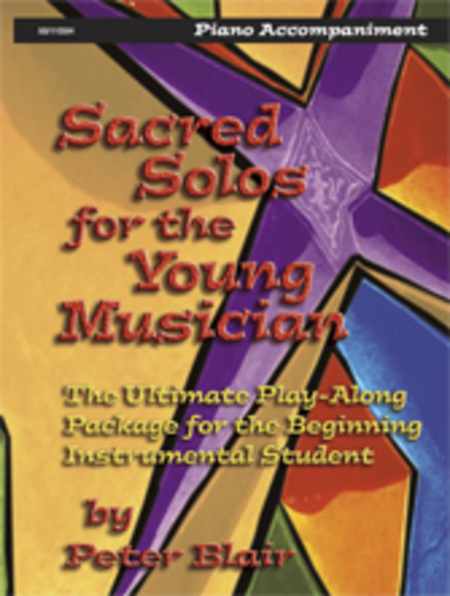 Sacred Solos for the Young Musician: Piano Accompaniment