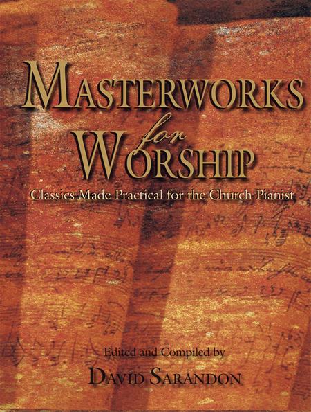 Masterworks for Worship
