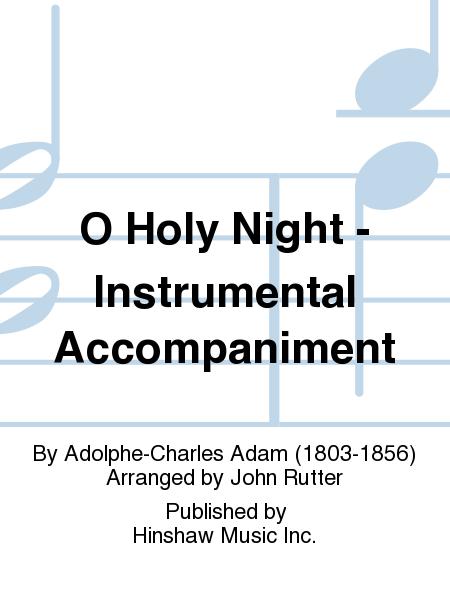 O Holy Night - Instrumental Accompaniment