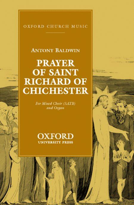 Prayer of Saint Richard of Chichester