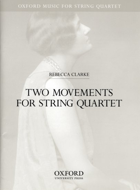 Two movements for string quartet