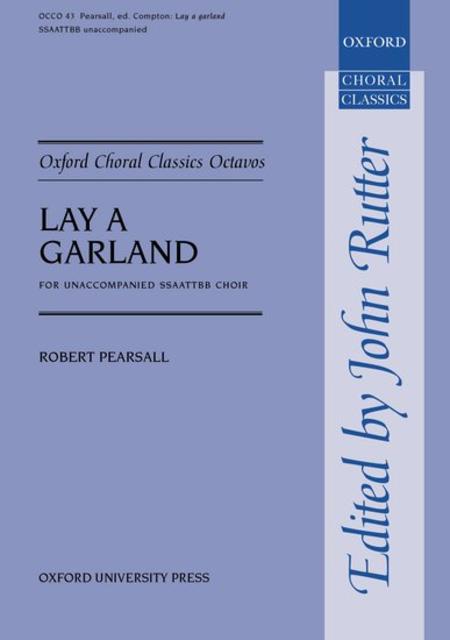 Lay a garland