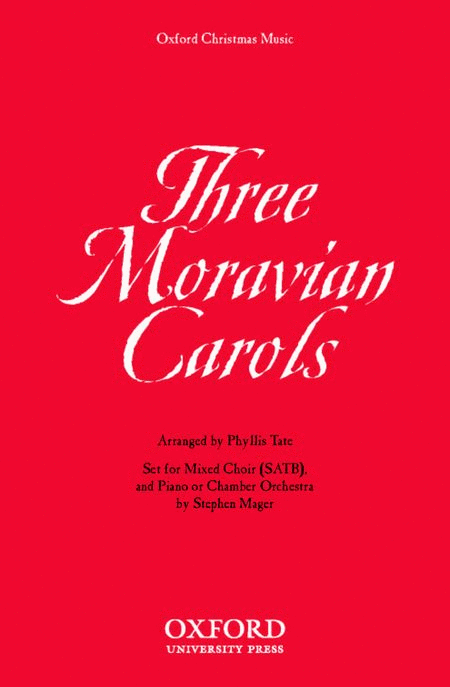 Three Moravian Carols