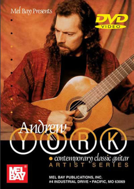 Contemporary Classic Guitar (DVD)