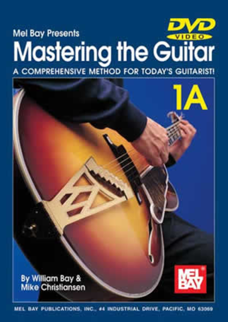 Mastering the Guitar 1A Book/2-CD/DVD Set