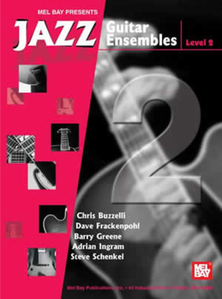 Jazz Guitar Ensembles Level 2