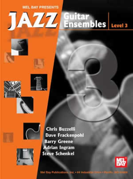 Jazz Guitar Ensembles Level 3