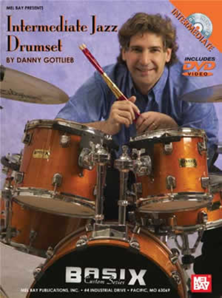 Intermediate Jazz Drumset