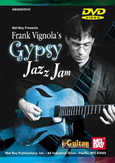 Frank Vignola's Gypsy Jazz Jam