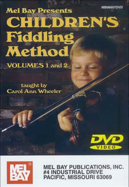 Children's Fiddling Method Volume 1